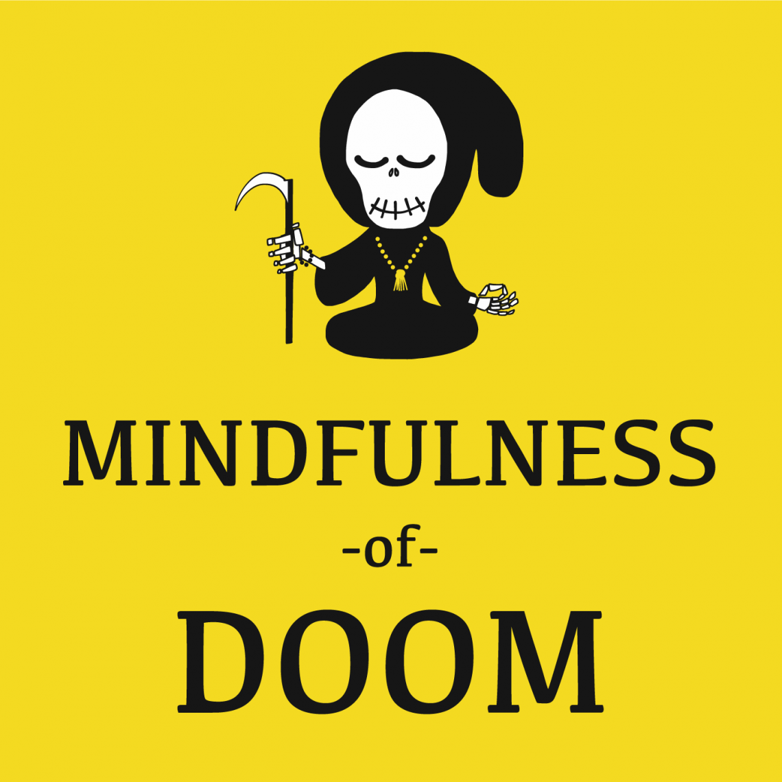 Mindfulness of Doom Album Cover
